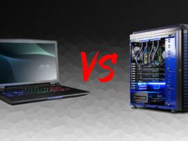 Laptop vs desktop gaming PC