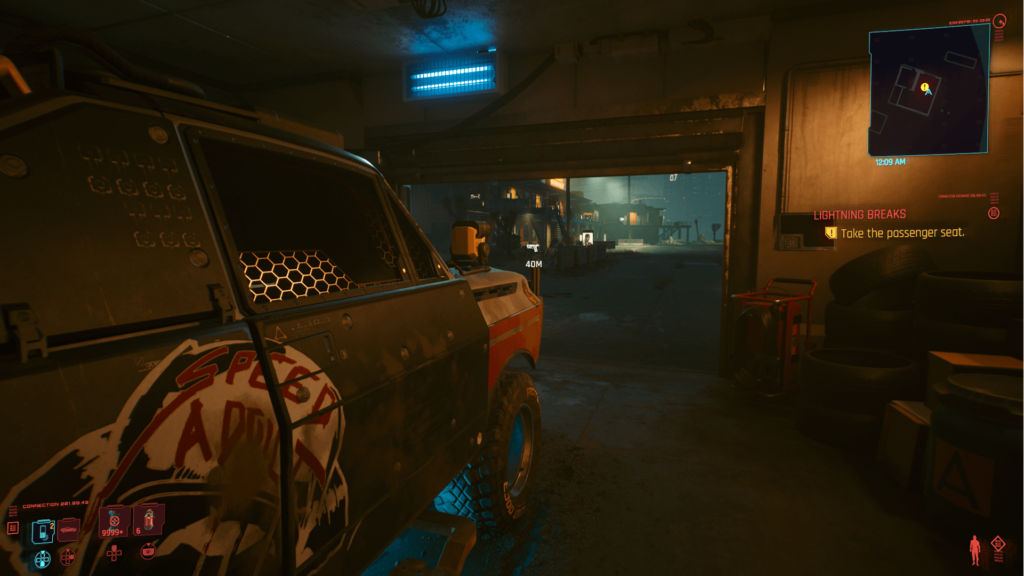 Cyberpunk 2077 Mission